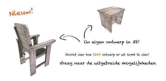 Steigerhout zelf bouwen