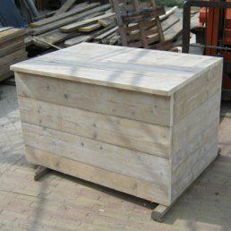 Steigerhouten Kist 'Hinte'