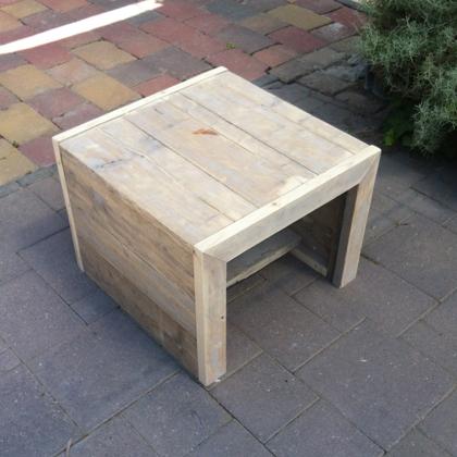 Steigerhout salontafel 'Minsen'