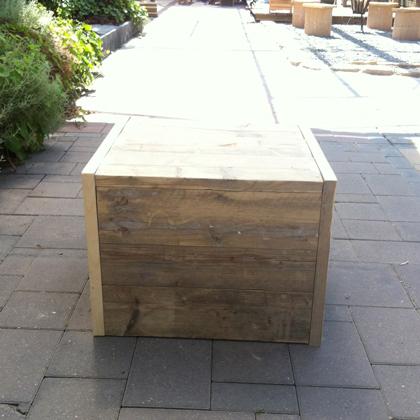 Steigerhouten salontafel 'Minsen'