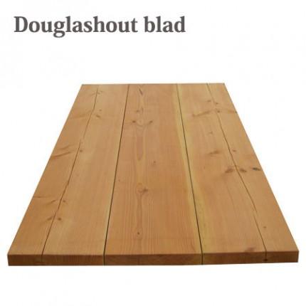 Douglashout tafelblad