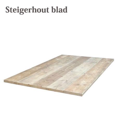 Steigerhout tafelblad maken