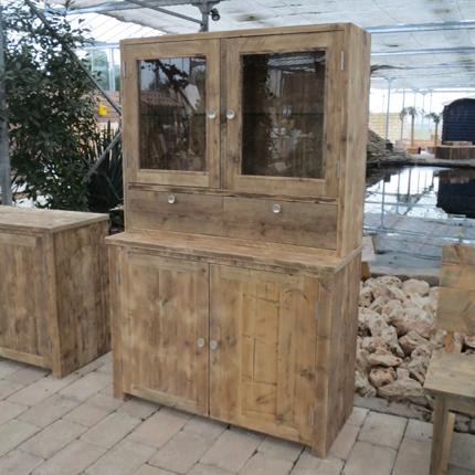 steigerhout buffetkast 39 binz 39 steigerhouten meubelen