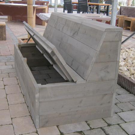 steigerhout bank 39 leipzig 39 steigerhouten meubelen. Black Bedroom Furniture Sets. Home Design Ideas