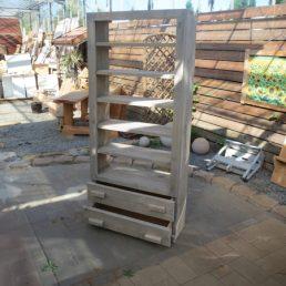 Steigerhout kast op maat