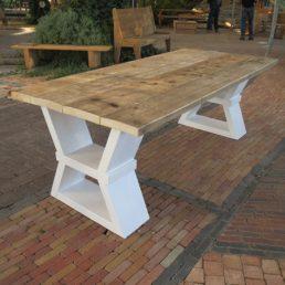 Steigerhout Designtafel