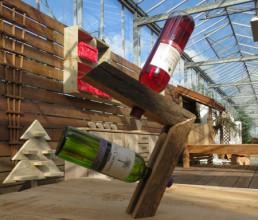 Balans wijnhouder 'Vino'