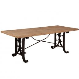 Singer-staal tafel