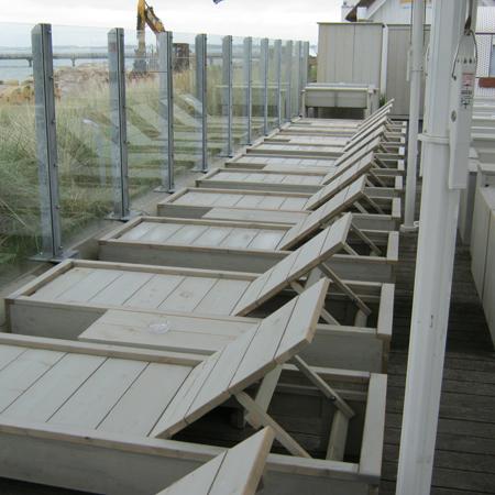 Project inrichting Steigerhout