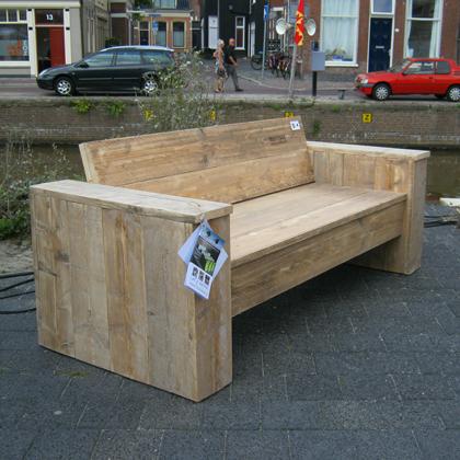 Loungebank Lubeck Rustikal Meubelen
